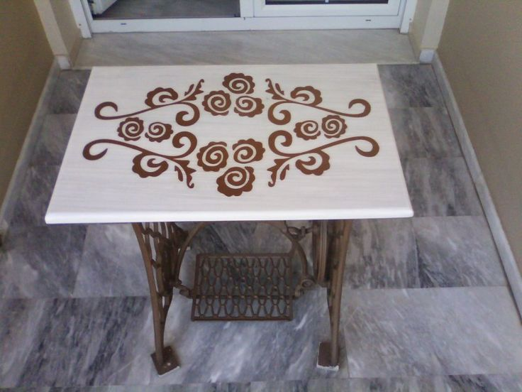 Table marble