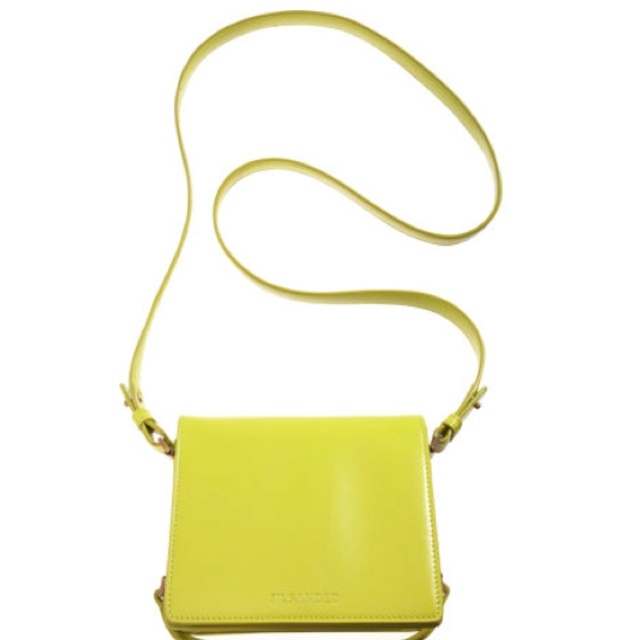 // Jil Sander: Accessories Mes, Sander X Body, Sander Bags, Aspir Accessories, Jil Sander, Wonder Bags, Hello Yellow, Small Bags