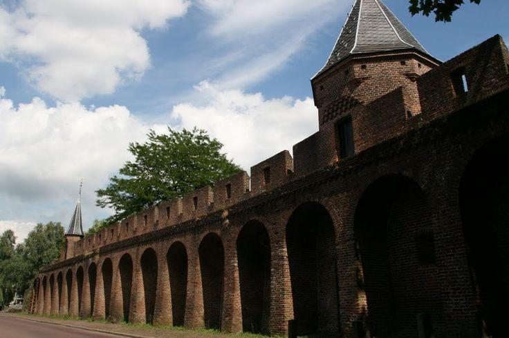 Oude Stadsmuur, Achter de Kamp Amersfoort, netherlands