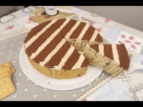 Torta di biscotti: l'idea golosa e originale! - YouTube