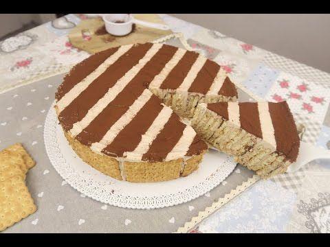 Torta di biscotti: l'idea golosa e originale! - YouTube