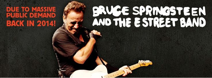 2ND PERTH SHOW ADDED TO MEET DEMAND – ON SALE 9AM LOCAL TIME MONDAY  Due to the overwhe... Bruce Springsteen in Perth #3 in #PerthArena # via @Event2me @BruceSpringsteenPerth http://www.event2me.com/6877687
