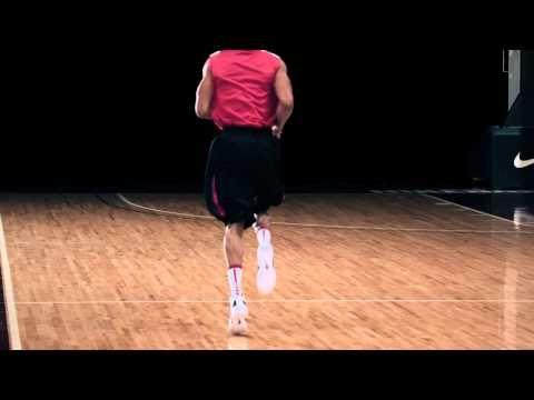Nike Basketball Pro Training, Andre Iguodala, Defense: Warm Up - YouTube