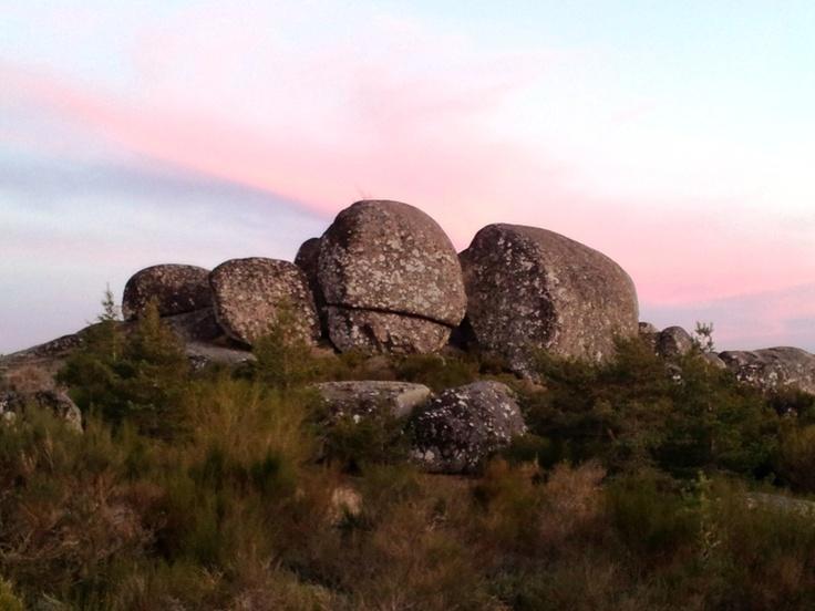 Penhas Douradas in the Serra da Estrela Natural Park.  Great for mountain hiking.  #Portugal