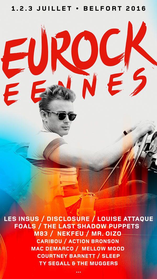 Eurockéennes de Belfort 2016