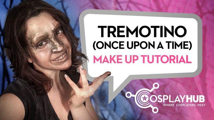 #Makeup #Tutorial of #Rumpelstiltskin #Tremotino from #OnceUponATime