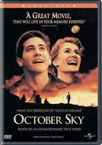 October Sky-movie - (released 02/19/1999)