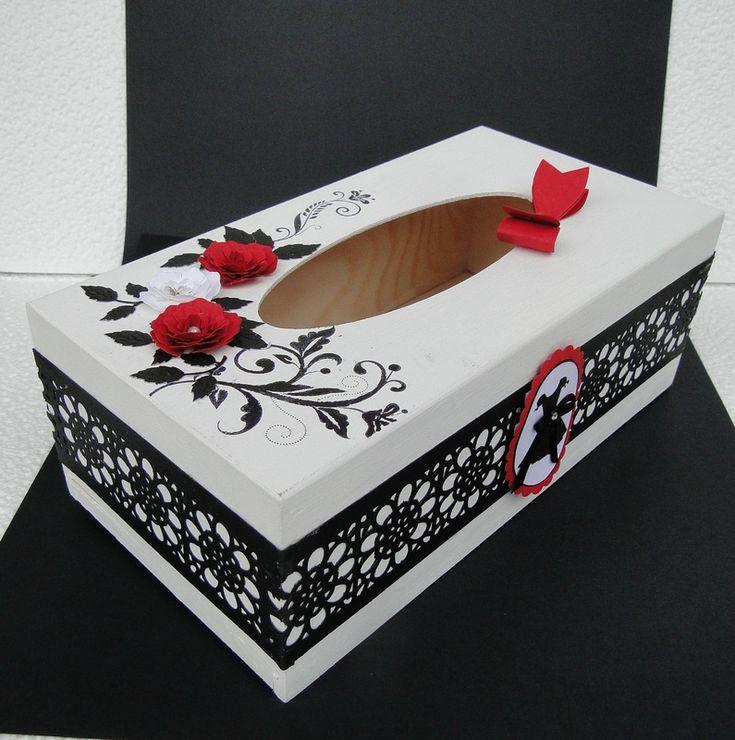 oltre 25 fantastiche idee su scatola di kleenex su. Black Bedroom Furniture Sets. Home Design Ideas