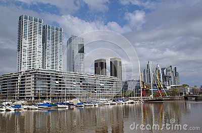Puerto Madero, Buenos Aires,Argentina - Download From Over 37 Million High Quality Stock Photos, Images, Vectors. Sign up for FREE today. Image: 61687498