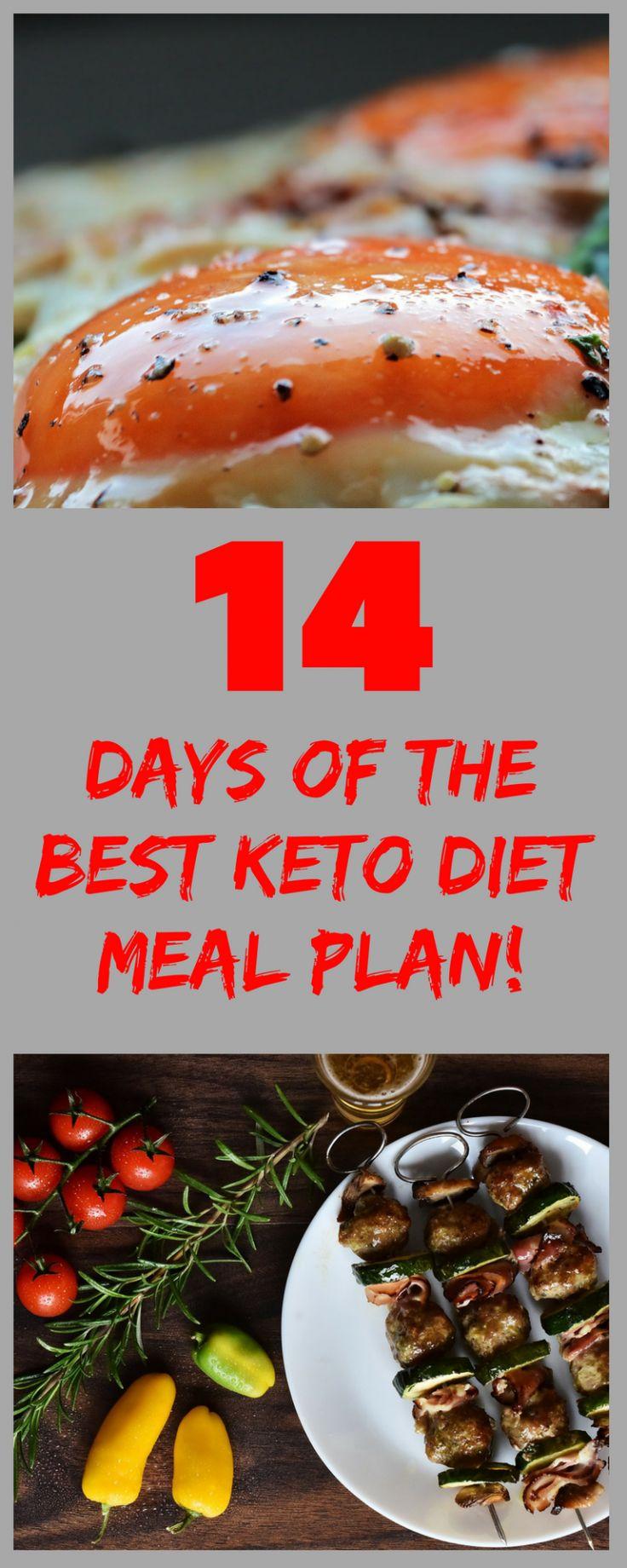 14 Days of the Best Keto Diet Meal Plan @ www.ironimmunity.com