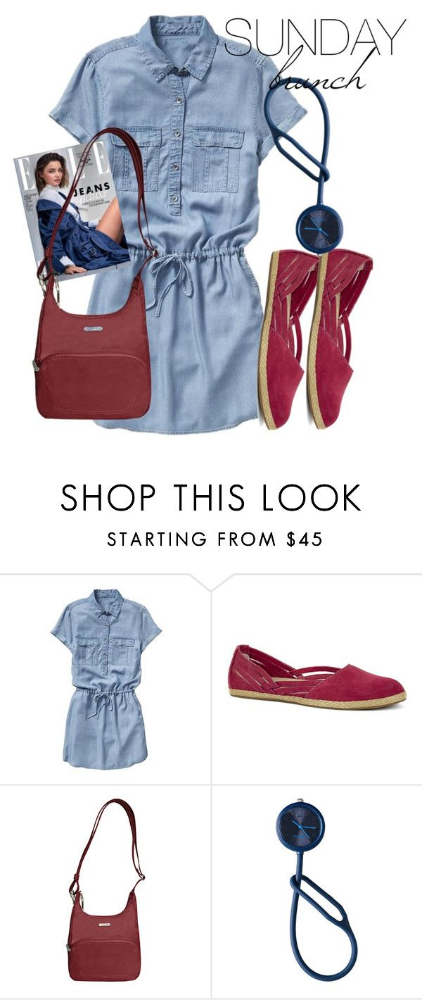 """""""Simple brunch"""" by nimas on Polyvore featuring Gap, UGG Australia, Kerr®, Travelon and LEXON"""