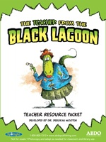 FREE The Teacher from the Black Lagoon Teacher Resource Packet developed by Dr. Deborah Wooten from ABDO Publishing .