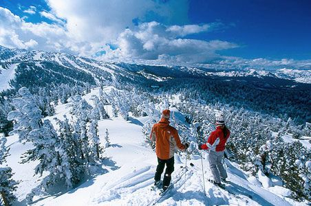5 Reasons to Go to Lake Tahoe this Winter via @Nancy Fodor's Travel