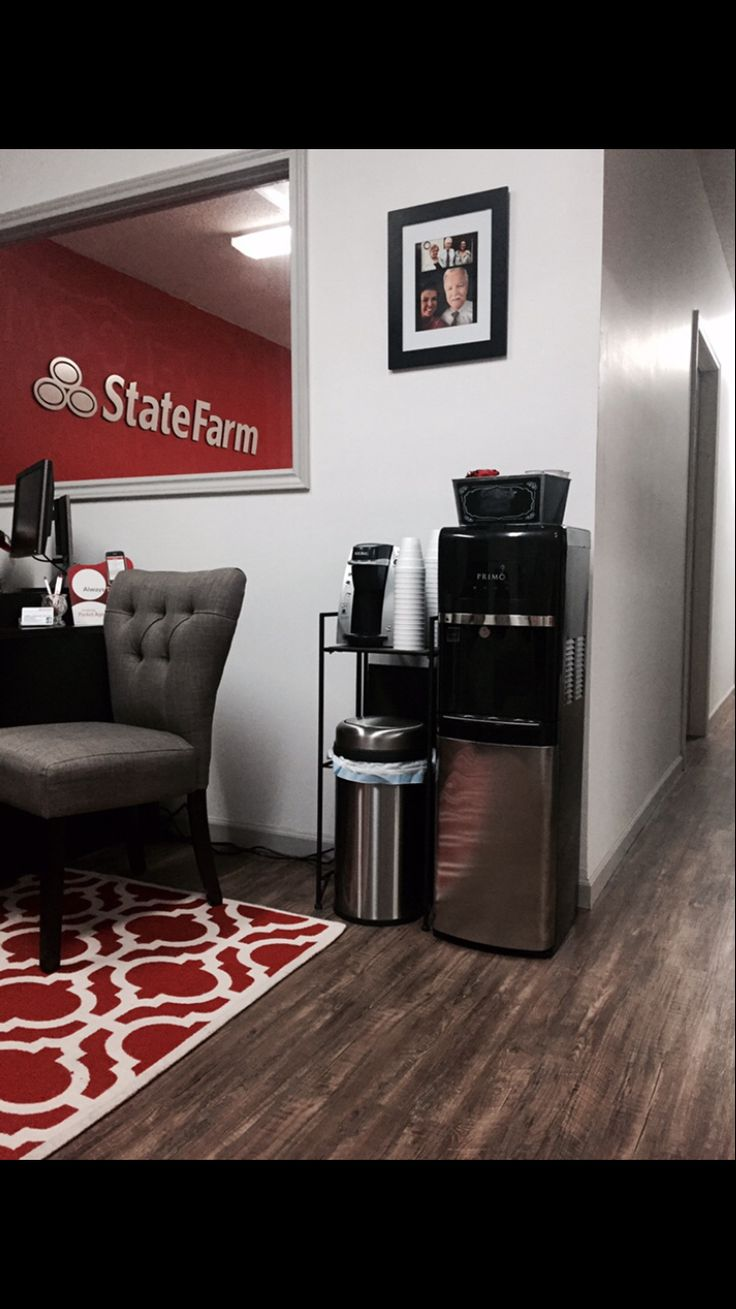 #StateFarm #OfficeDecor #ChooseCasey  www.choosecasey.com