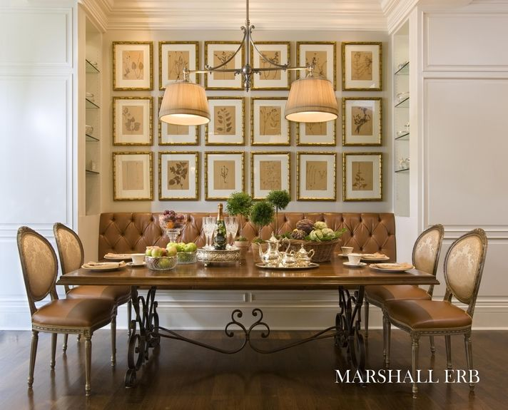 Merriam webster defines banquette as a built in usually upholstered bench along a wall ive always been fond of banquettes in dining ar