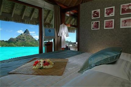 intercontinental thalasso resort — bora bora