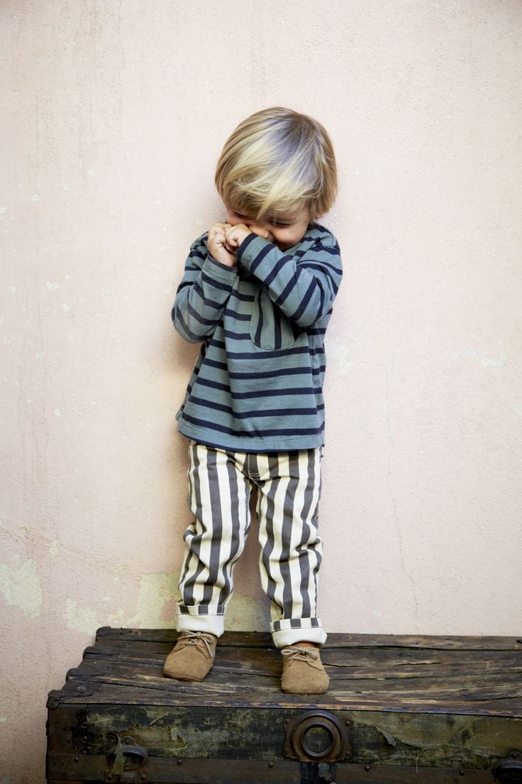 Love the stripes both ways.. And oh my those shoes are adorable.