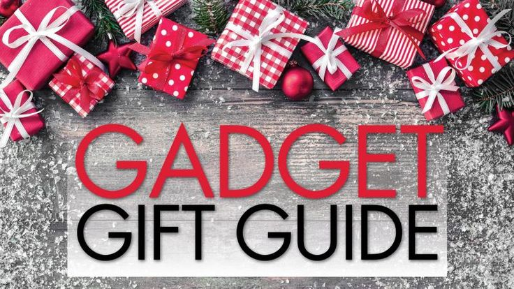 Have a techie on your list? Here are some gifts sure to impress.