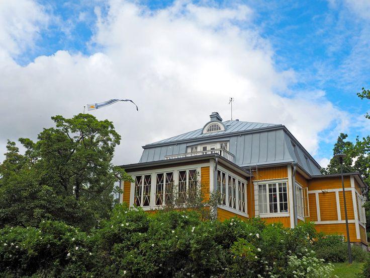 Ravintola Villa Pentry | Villa Pentry – Viihtyisä ravintola meren rannalla Espoon Nuottaniemessä.