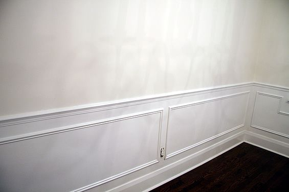 17 best images about paints and molding on pinterest for Benjamin moore chantilly lace