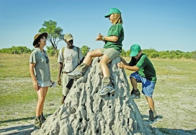 Family Safaris in Botswana - Kalahari Young Explorers - http://www.uyaphi.com/safaris/bots/kalahari-young-explorer.htm