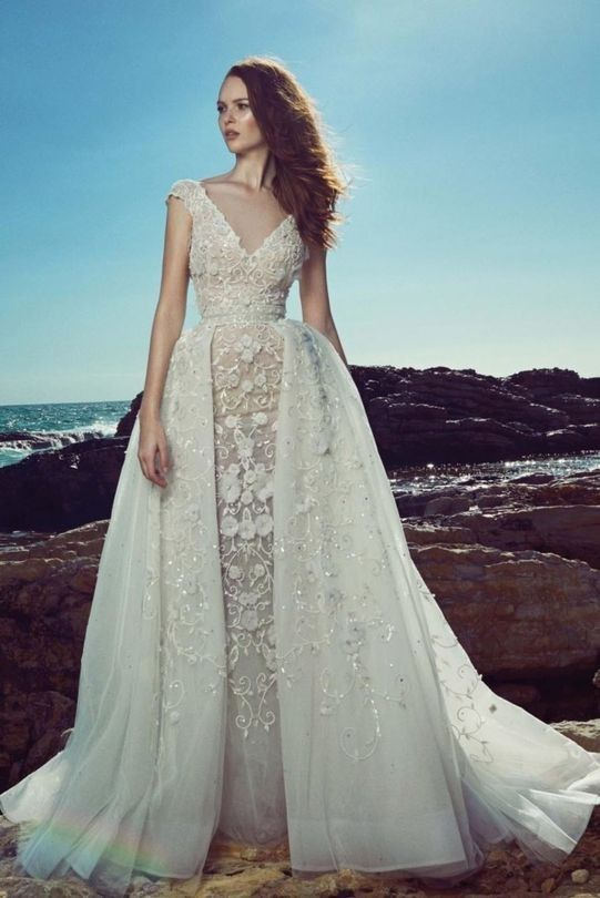 Tie the knot: Four wedding dress trends to come out of bridal ...