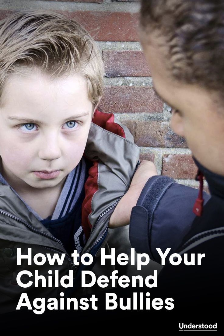 bullies bullying and child Children often bully to regain a sense of control when you make it clear that you're not ok with bullying, your child gains a consistent expectation for her behavior developing consequences, asking for support and encouraging compassion can help stop bullying over time.