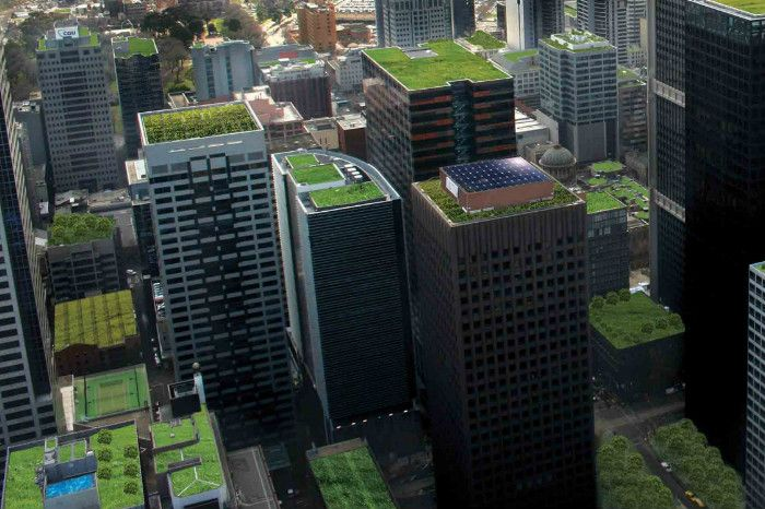 Green roofs have come a long way since the Hanging Gardens of Babylon.