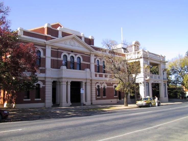 St Arnaud Town Hall.