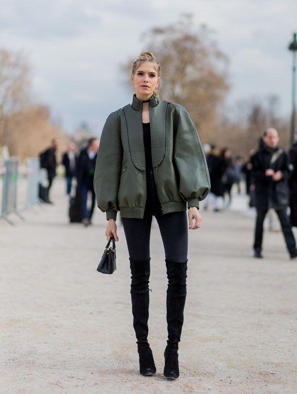 Best Street Style Paris Fashion Week - Image 111