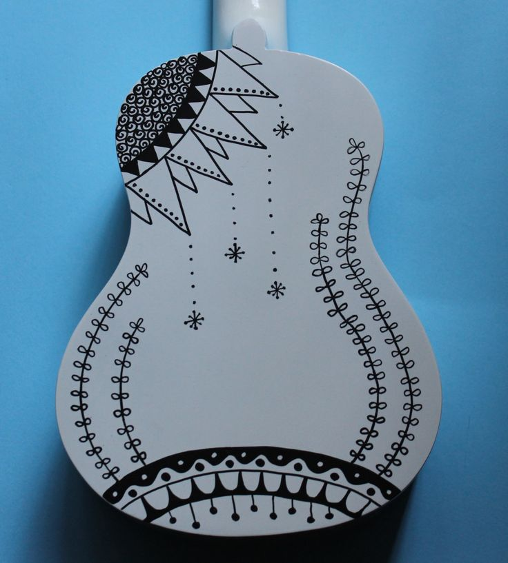 25 unique guitar decorations ideas on pinterest diy for Decoration ukulele