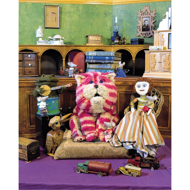 Bagpuss. Loved him, loved the mice but I hated Madaline, what a bloody know-all she was.
