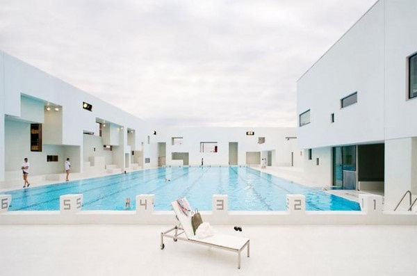 49 best al sport centre images on pinterest contemporary architecture architecture and for Pool design france
