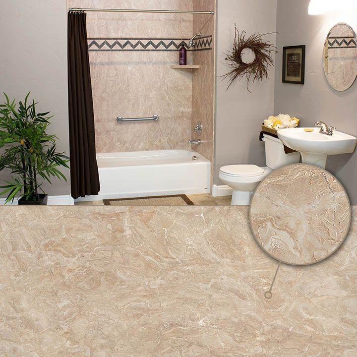 DIY Shower & Tub Wall Panels & Kits - Innovate Building Solutions ...