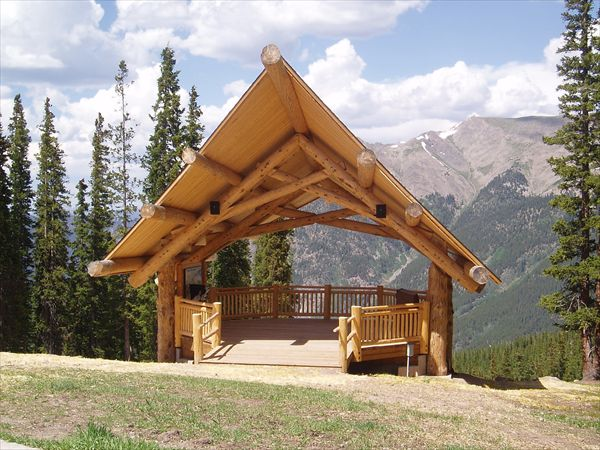 Our Outdoor Chapel Has One Of The Most Breathtaking Views In Colorado Copper Mountain Resort