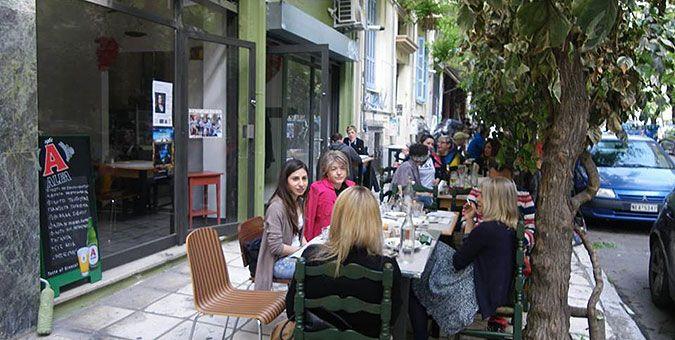 8 γωνιές για νόστιμο φαγητό στη Θεσσαλονίκη