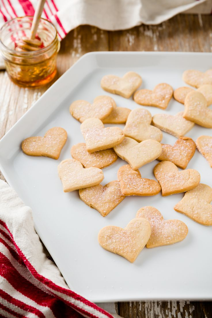 Simple Honey Cut-Out Cookies - from Cupcake Project
