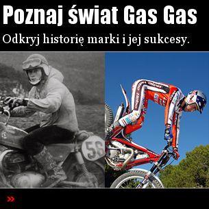 GasGasPolska - Gas Gas Motocykle enduro, cross, cross country, trial