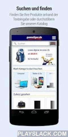 Guenstiger.de  Android App - playslack.com , guenstiger.de ist einer der erfolgreichen Preisvergleiche in Deutschland.Sein Portfolio reicht von Unterhaltungselektronik über Produkte aus den Bereichen Haushalt, Freizeit bis hin zu Sport und Autozubehör. Mit der guenstiger.de-App können Sie systematisch und ganz einfach die Preise von mehreren tausend Onlineshops miteinander vergleichen. Der integrierte Barcode-Scanner erlaubt es Ihnen außerdem, die Angebote vor Ort zu überprüfen und somit…