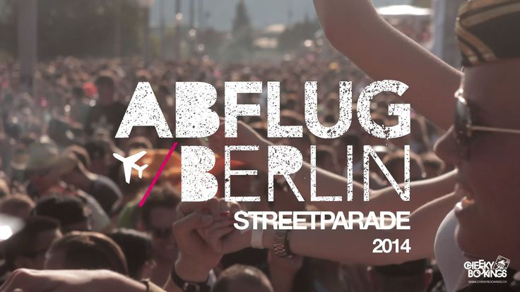 Streetparade Zürich 2014 & Abflug Berlin Afterparty mit Stil vor Talent  Need to have a pretty place to stay in Zurich Switzerland ? http://www.imsonnenbuehl.com/en/ Take a look at our Guest House and flat.