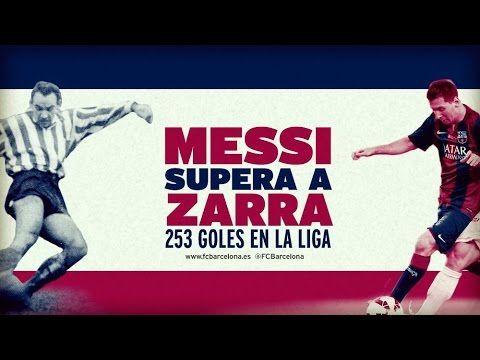 Lionel Messi ● All 253 Goals in La Liga ● New Record ● HD