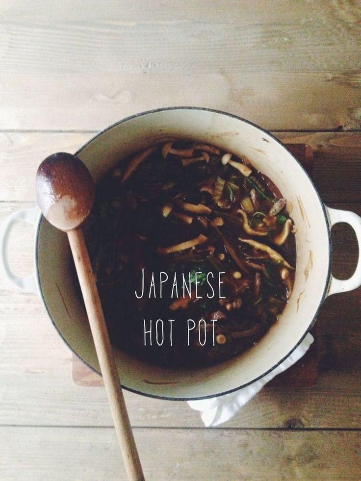 Japanese Hot Pot