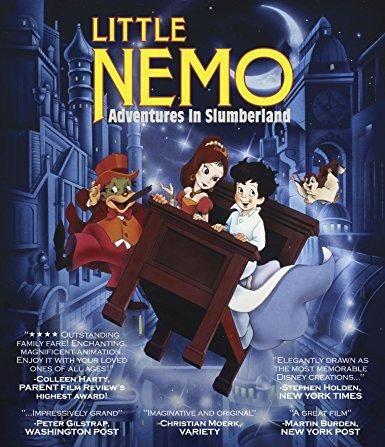 Mickey Rooney & Rene Auberjonois & Masami Hata & William T Hurtz-Little Nemo: Adventures in Slumberland