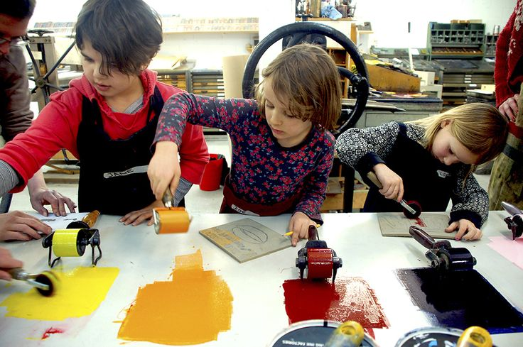 DrukKlub Junior - Molukkenstraat, voor kindjes van 8 tot 12 jaar oud