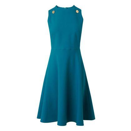 LK Bennett Green Dress