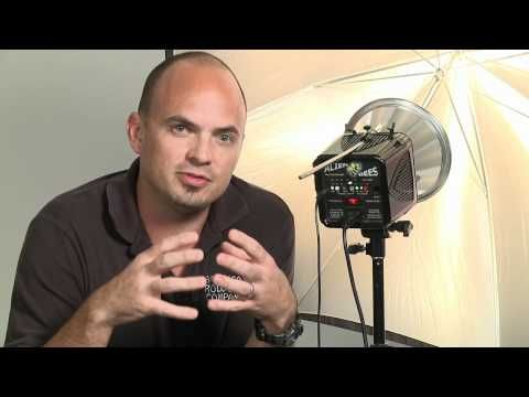 Afraid of photography strobes? Alien Bees Demonstrated by South Florida Photographer