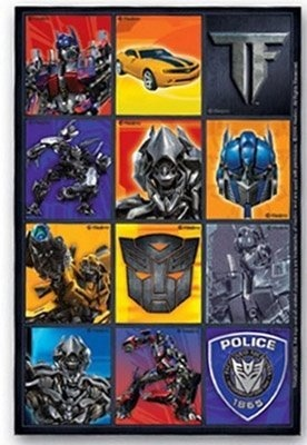 #Transformers Stickers by American Greetings