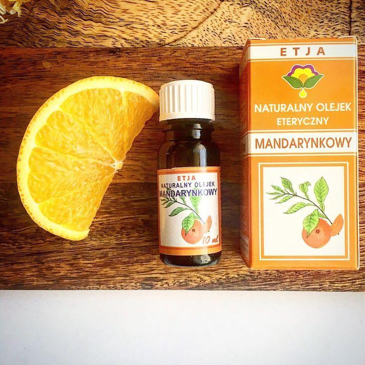 """Polubienia: 26, komentarze: 1 – Diana z Naturalo.pl (@diana.naturalo.pl) na Instagramie: """"Lubicie zapach mandarynek? Ja bardzo 😍 Dlatego olejek mandarynkowy gości u mnie nie tylko w okresie…"""""""