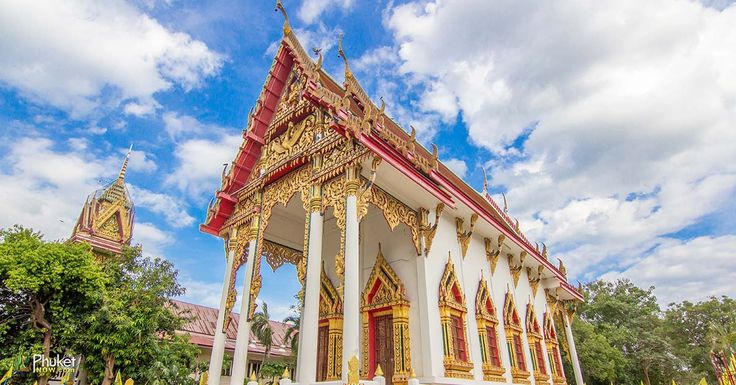 """Wat Chalong is one of the most beautiful temples in Phuket. You shouldn't miss the opportunity to have a look on it while in Phuket. You can go on """"Phuket City and Island Tour"""" arranged by us that includes Wat Chalong. Please go here to check out the itinerary and send us an inquiry - http://phuketnow.com/PhuketCity&IslandTour"""