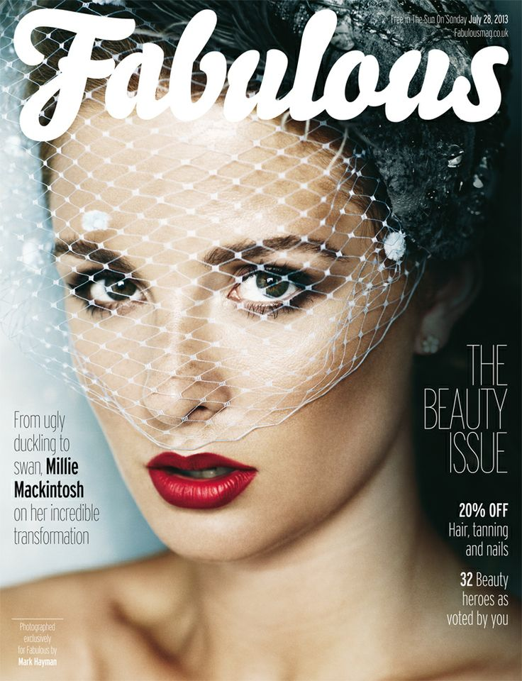 Fabulous cover (Photo by Mark Hayman)